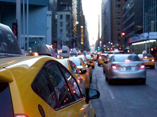 9. Which US city has more cars than people?