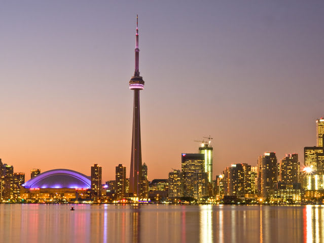 "If you were to get on an Air Canada flight from ""Taranna"" to ""Cowtown"" where would you be going?"