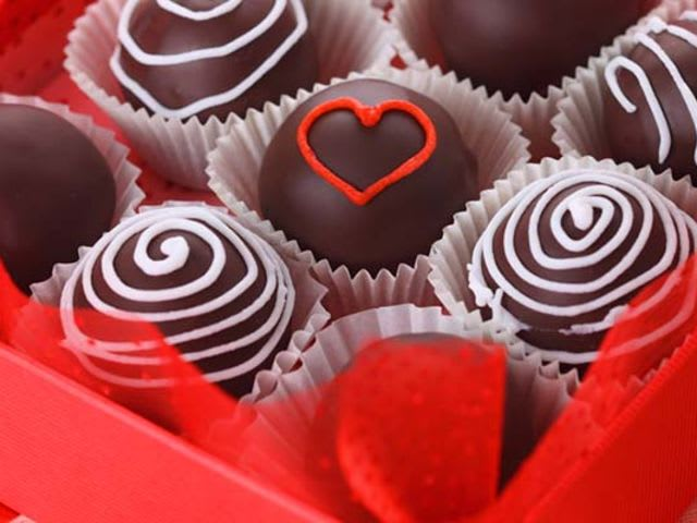The most popular Valentine's Day gift is usually chocolates, followed by jewelry and then flowers.