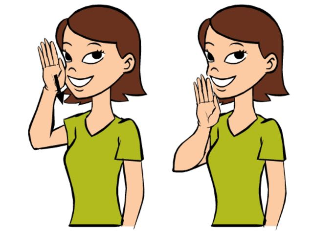 How Much Do You Know Colors In American Sign Language