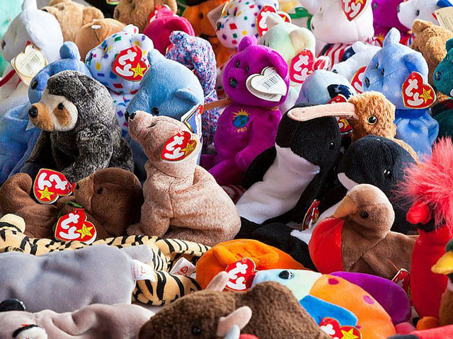 Which of these Beanie Babies was your favorite?