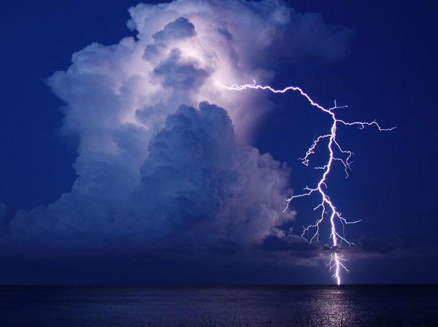 Definition: A naturally occurring, low rumbling sound akin to distant thunder.