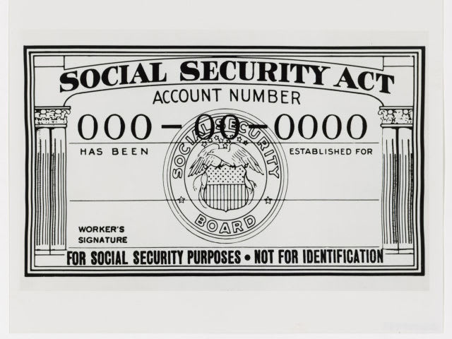 a history of the social security act from 1935 Congress in 1935 passed the social security act  of the committee on economic security and drafting and legislative history of the social security act.