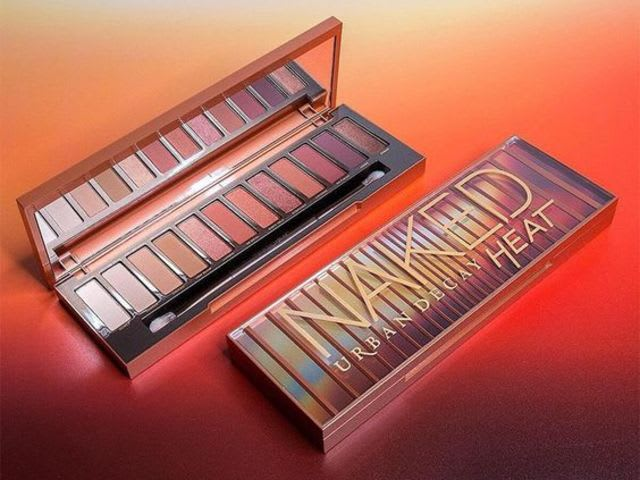 Which of these Naked palette came out the latest?