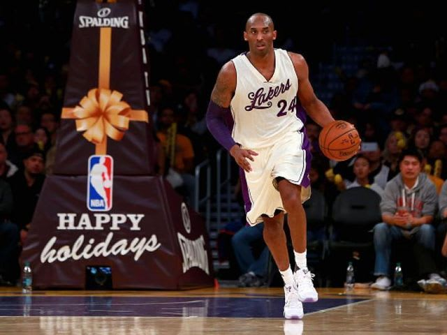 Bryant scored 42 points a 104-102 Los Angeles Lakers overtime loss to the Miami Heat on Christmas Day 2004.