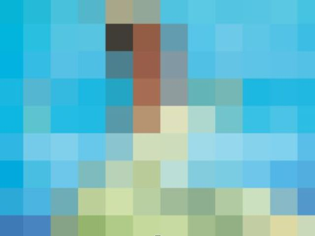 Which pixelated Disney Princess is this?