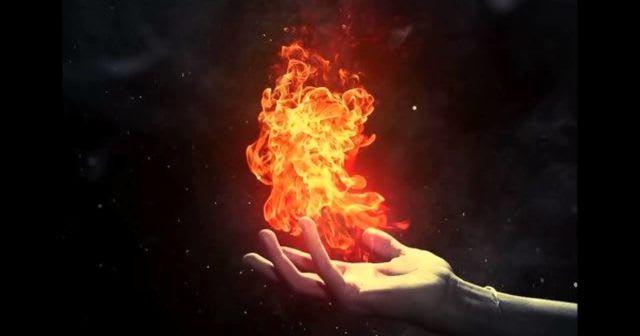 Как создать огонь в своей руке