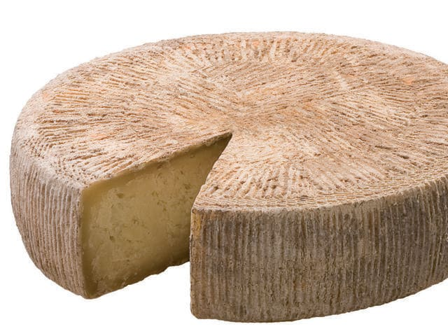 "Fifth Town artisan cheeses in California call this ""a goat and cow milk Piemontese cheese… that pairs well with vintage and late harvest red wines""."