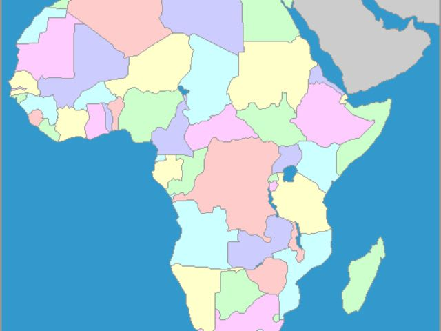 Test Your African Geography Smarts Playbuzz - Smallest country in mainland africa