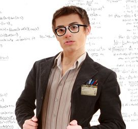 Average Joe/Nerd