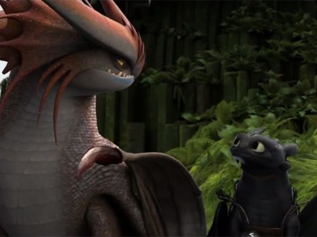 how to train your dragon playbuzz