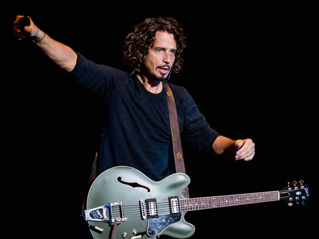 Chris Cornell committed suicide.