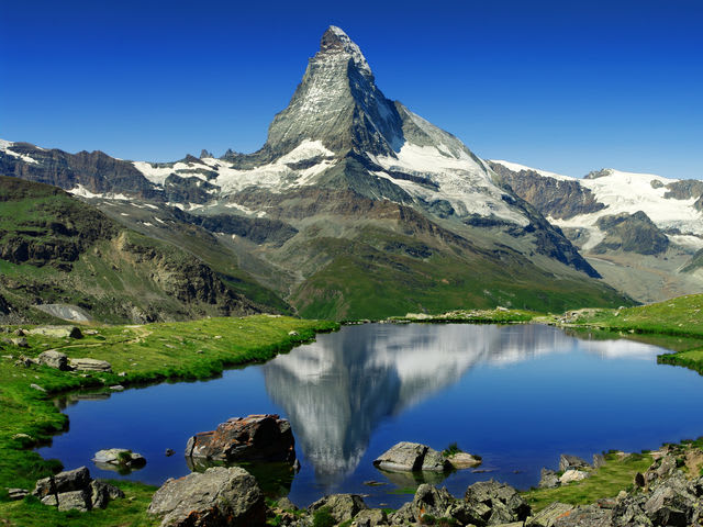 Where can you find the infamous Matterhorn?