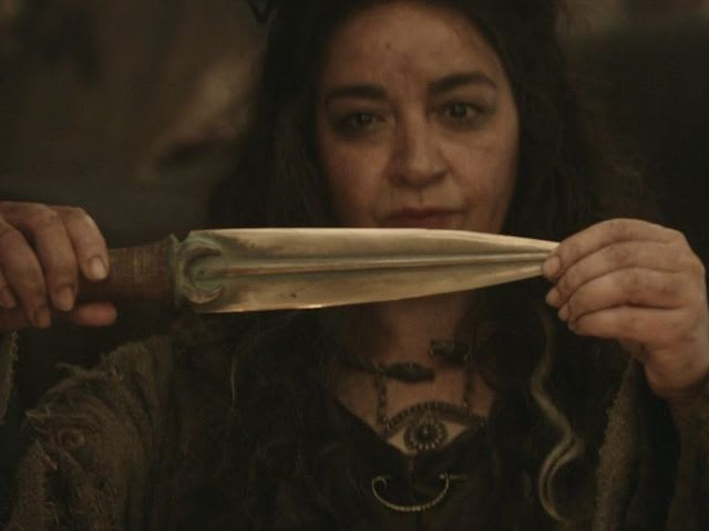 Mirri Maz Duur is the witch that kinda killed off Khal Drogo.
