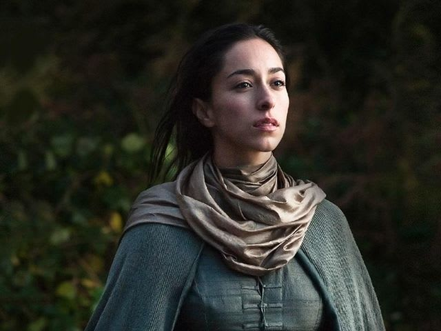 Talisa is that nice lady Robb Stark ends up really stupidly marrying and more or less causing the red wedding.