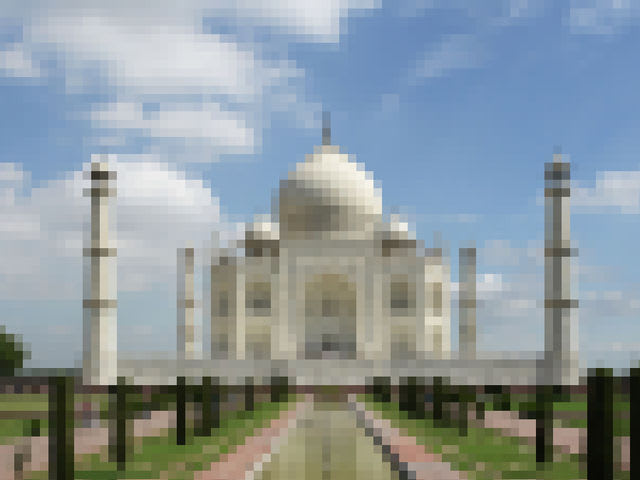 Which city is this landmark in?