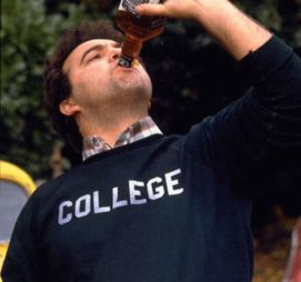 "John ""Bluto"" Blutarsky, from ""Animal House"""
