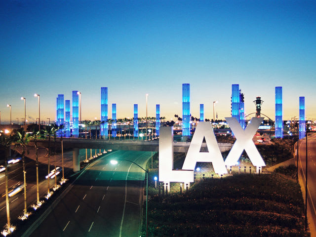 Where is LAX?
