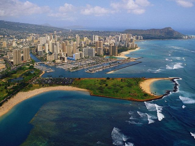 Which is the correct airport code for Honolulu?