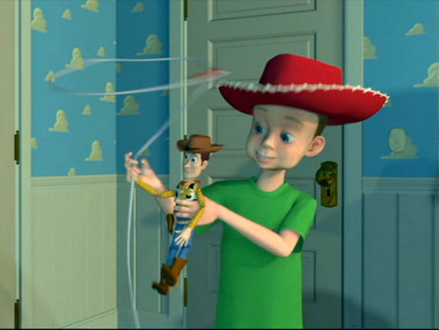 Disney Toy Story 4 Andy : How well do you remember the original toy story film
