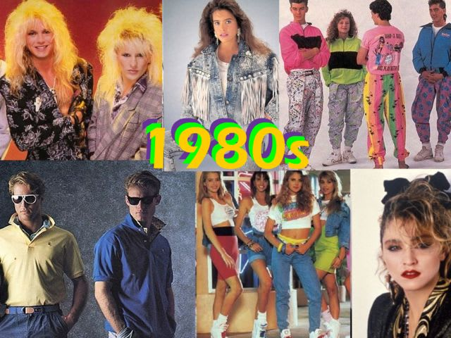 Rank The Best Decades In Fashion Playbuzz