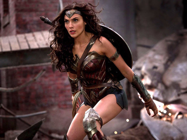 Which one of these actresses has NOT been cast as Wonder Woman on a television series?