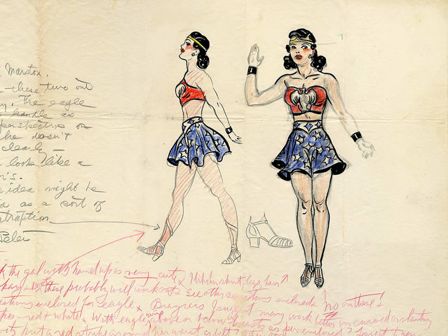 Wonder Woman was originally going to be called Suprema the Wonder Woman, but thankfully, editor Sheldon Mayer talked Moulton into shortening it before her release.
