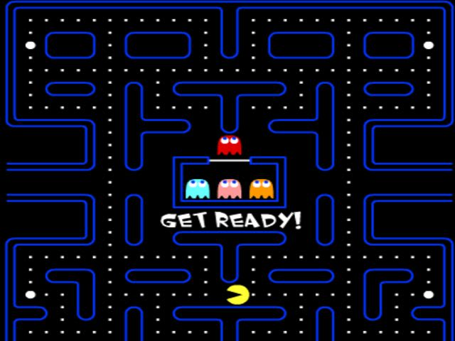 In what year was the game Pac-Man released?