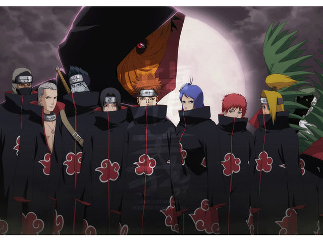 Out Of These Akatsuki Member's Lived The Longest?