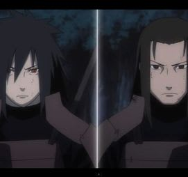 Madara And Hashirama