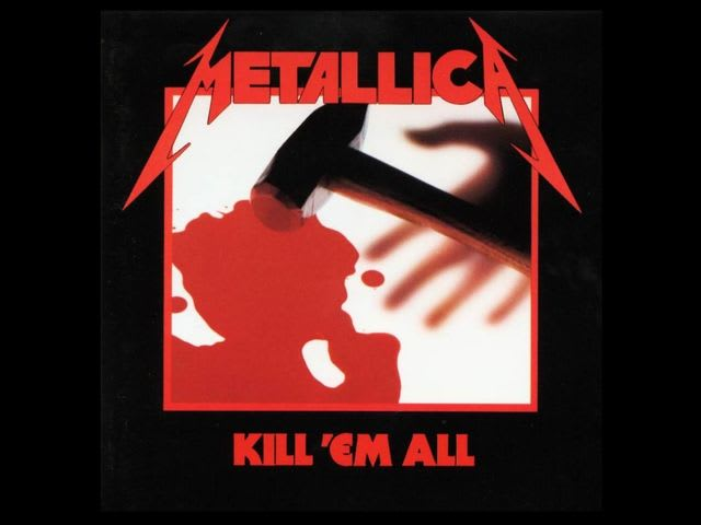 "Their Record Label made them change their first album's title, which became ""Kill 'Em All"". What did they want to call it?"