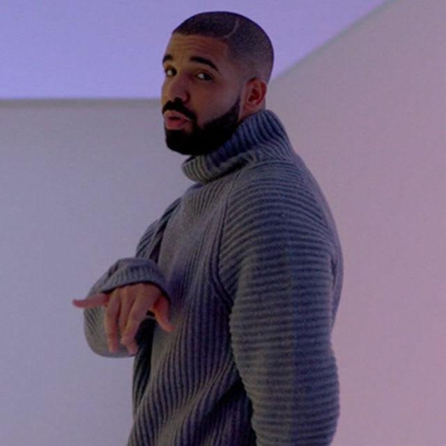 Drake Hotline Bling Turtleneck