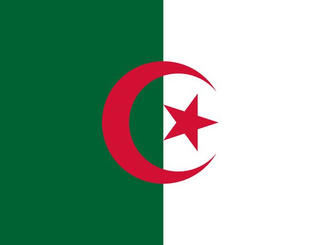 Algeria is located in...