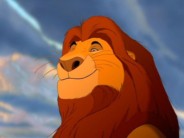 """I killed Mufasa."""