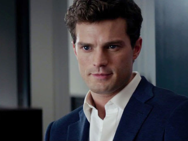 For most people - normal. When Christian Grey does it - psychotic.