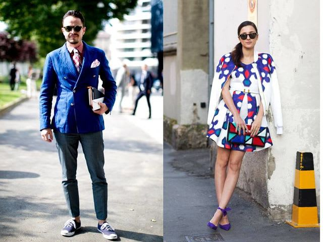 Can You Guess Where These People Are From By Their Street Style Playbuzz