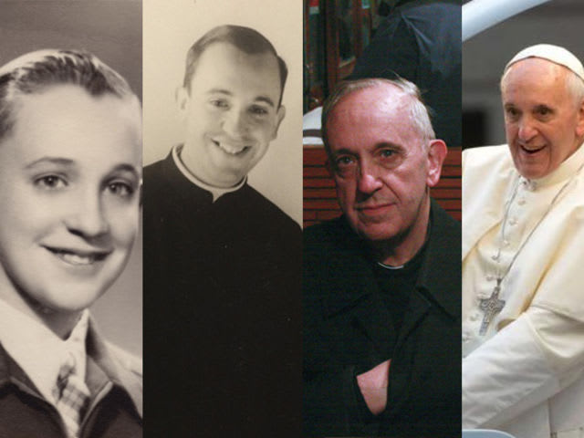 Born Jorge Mario Bergoglio, he is the son of immigrants who fled to Argentina from this regime.