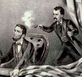 Abraham Lincoln was assassinated