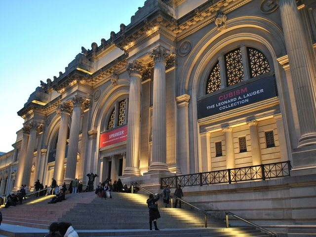 7 million visitors came to The Met's three locations—The Met Fifth Avenue, The Met Cloisters, and The Met Breuer.