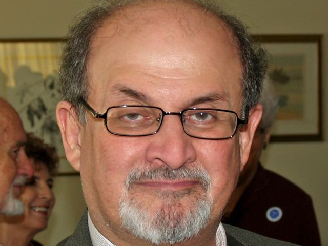Author Salman Rushdie was born in which country?