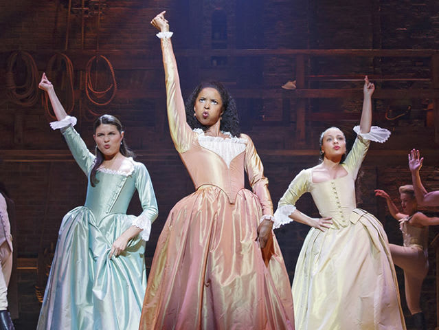 Who is your favorite Schuyler Sister?