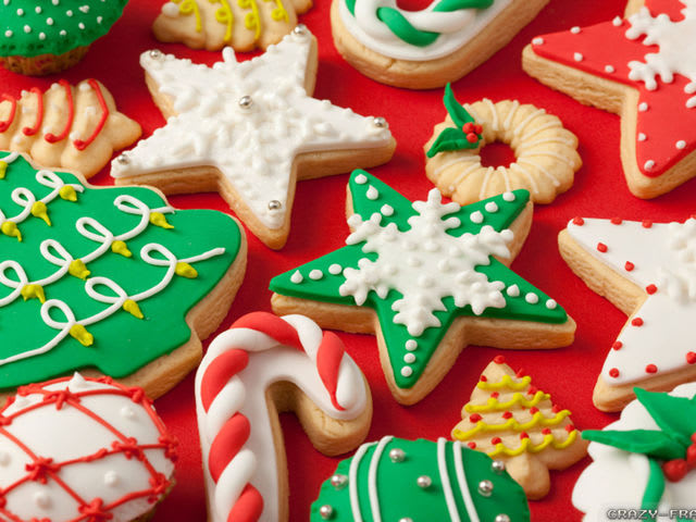 What's your favorite Christmas treat?