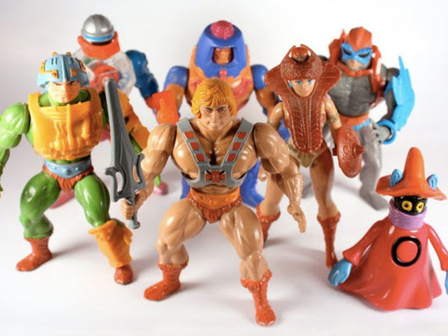 80s Toys Action Figures : Greatest toys from the s clash of action figures