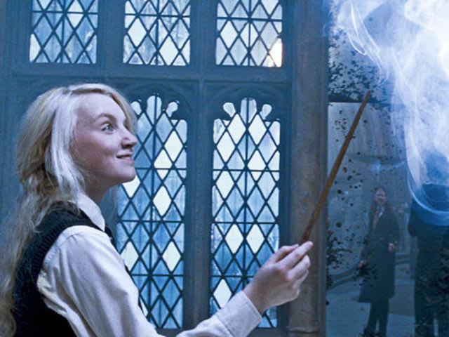 What patronus does Luna Lovegood have?