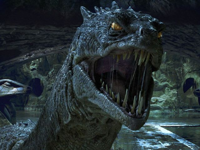Who was the first to be stunned by the Basilisk?