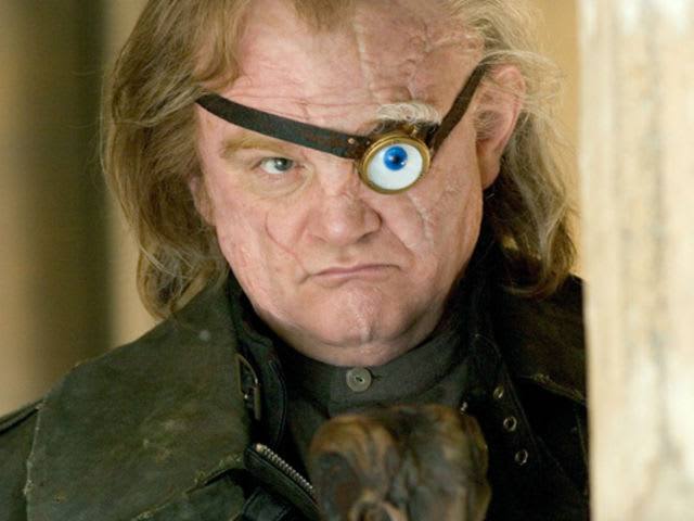 Who disguised himself as Mad Eye Moody in The Goblet of Fire?