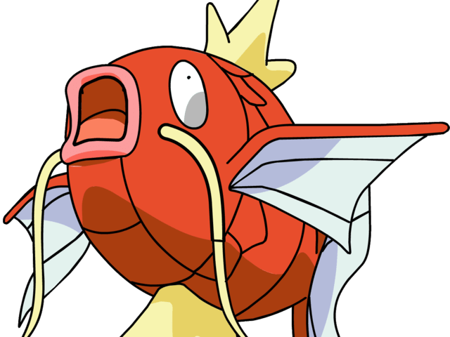 It's Magikarp!