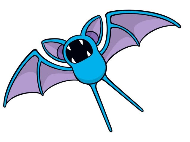 It's Zubat!