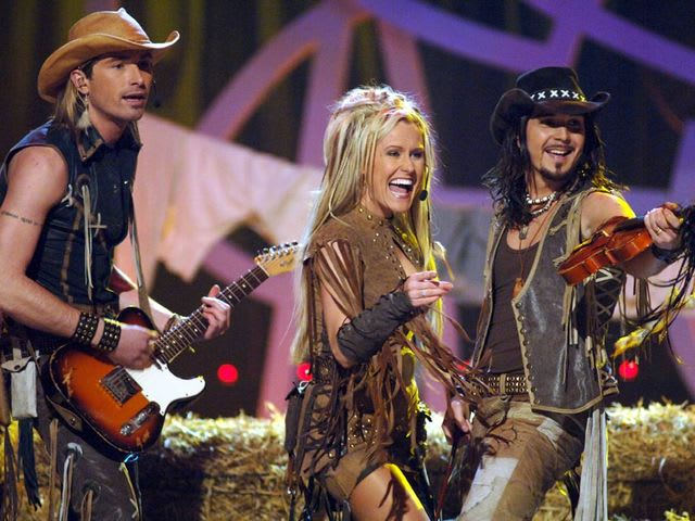 Rednex released this song and to this day it remains one of the most beloved party dances of all times.