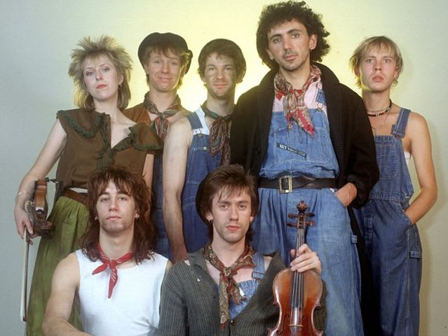Dexy's Midnight Runners released this song on June 25, 1982. It was extremely popular in the UK and won Best British Single at the Brit Awards in 1983.